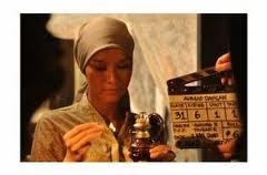 zaskia sebagai walidah (nyai ahmad dahlan) di film Sang Pencerah